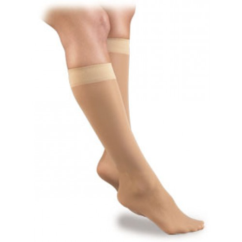 Activa Ultra-Sheer Knee High Compression Socks 9-12 mmHg