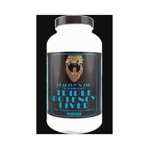 Triple Potency Liver Muscle Building Supplement