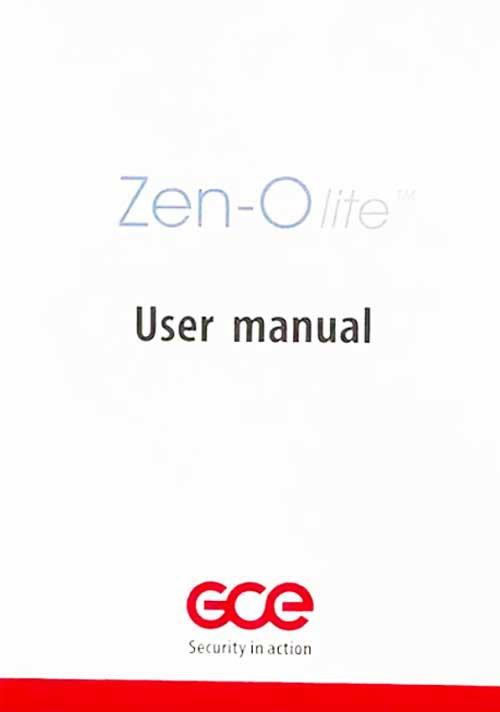 Zen-O Lite Portable Oxygen Concentrator - GCE RS-00608-x-x
