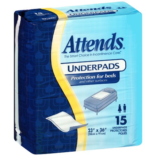 Attends Retail Underpads