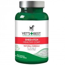 Dog Healthy Coat Shed and Itch Supplement