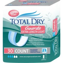 TotalDry Light Guards