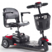 Spitfire Scout 3 Wheel Travel Power Scooter by Drive Medical