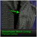 Venture Heat Fleece Heated Vest Mesh Lining