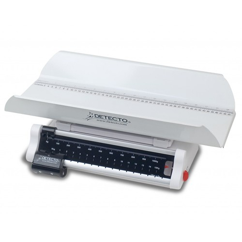 Detecto 2341 Mechanical Weigh Beam Baby Scale