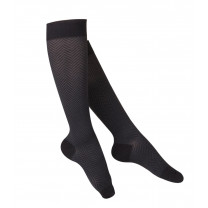 Women's Herringbone Compression Socks 15-20 mmHg