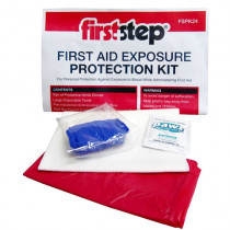 First Step First Aid Protection Kit