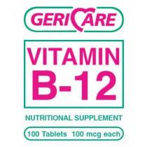 Mckesson Vitamin B12 57896085601