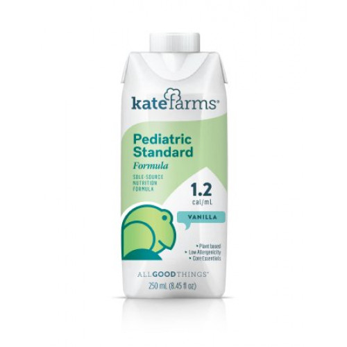 Kate Farms Pediatric Standard 1.2 Nutrition Formula