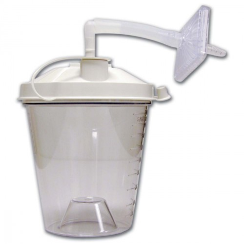 Drive Medical Disposable Suction Canister 800CC