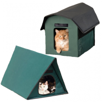 Outdoor Heated Pet Shelter