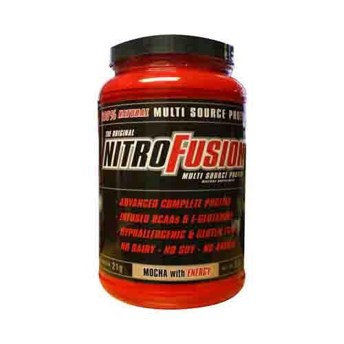 Nitro Fusion Protein Powder