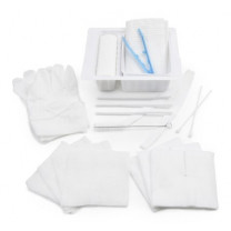 Tracheostomy Care Tray - Sterile