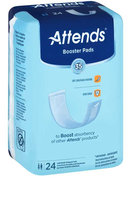 Attends Booster Pad Buy Incontinence Pad Booster Pad