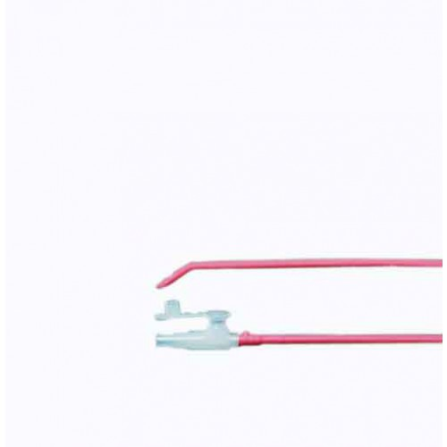 Coude Suction Catheter