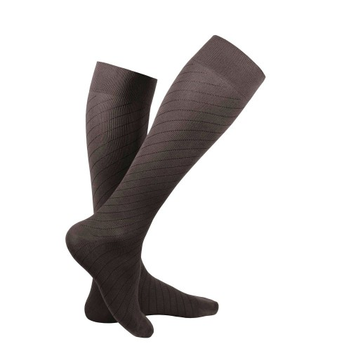 Travel Series Compression Socks 15-20 mmHg Closed Toe