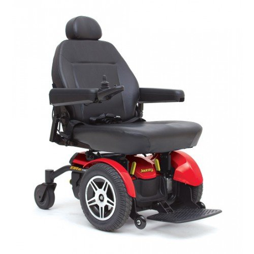 Jazzy Elite HD Power Wheelchair