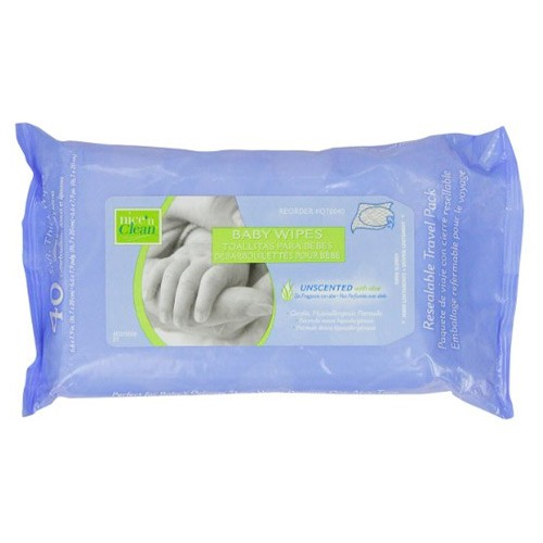 Nice N Clean Baby Wipes