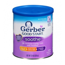 Gerber Good Start Soothe, 12.4 oz Container