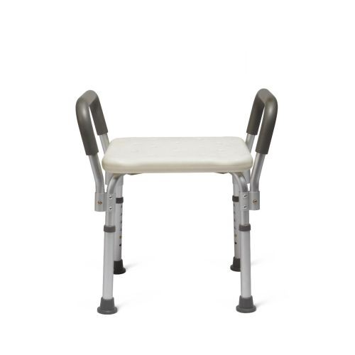 Knockdown Bath Bench with Arms