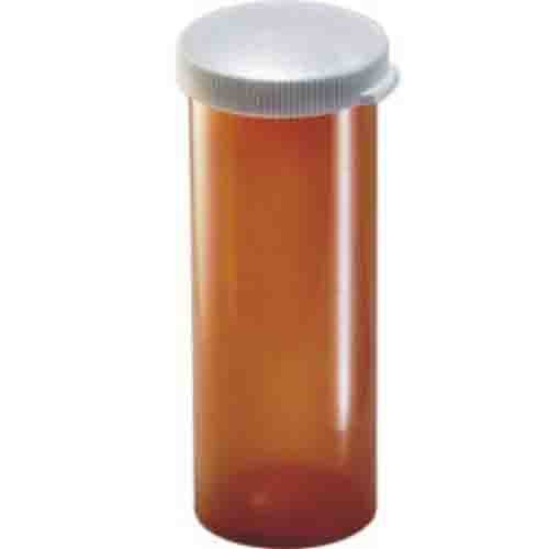 Plastainer Prescription Vials