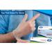 SafeTouch Vinyl Exam Gloves