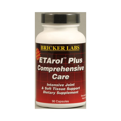 Bricker Labs ETArol Plus Comprehensive Care Joint and Tissue Support Dietary Supplement