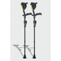 Ergobaum 7G Forearm Crutches with Shock Absorbers