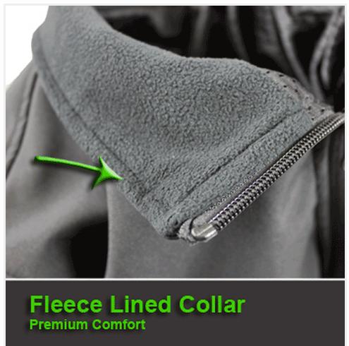 Heated Jacket Buy Soft Shell Heated Jacket Polyester
