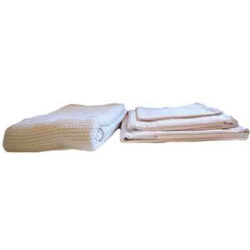 ReliaMed Home Care Bariatric Bed in a Bag Sheet Set