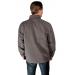 Grey Fleece Heated Jackets For Men Back