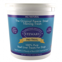 Miracle Corp Stewart Pro Treat Freeze Dried Treats