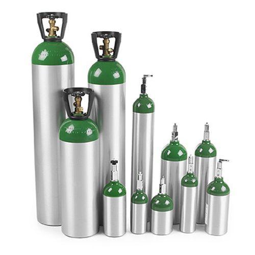 Invacare Oxygen Cylinder
