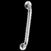 Carex Textured Wall Grab Bars - White or Chrome