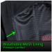VentureHeat Fleece Heated Jackets Mesh Lining