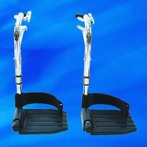 Hemi Swingaway Front Riggins for 9000 Series Wheelchairs
