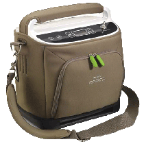 SimplyGo Portable Oxygen Concentrator Rental Bundle