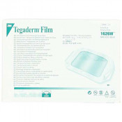 Tegaderm Film 1626W | 4 x 4-3/4 by 3M