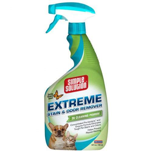 Extreme Spring Breeze Stain and Odor Remover