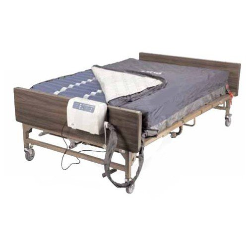 Med-Aire PLUS Bariatric Alternating Pressure Low Air Loss Mattress System 54 Wide