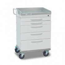 Whisper General Purpose Medical Carts