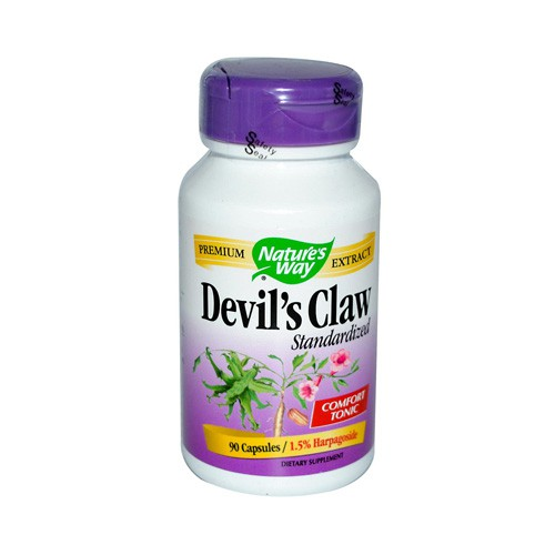 Nature's Way Devils Claw Standardized