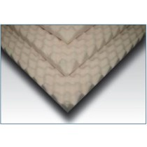 4 Inch Egg Crate Convoluted Foam Mattres Overlay