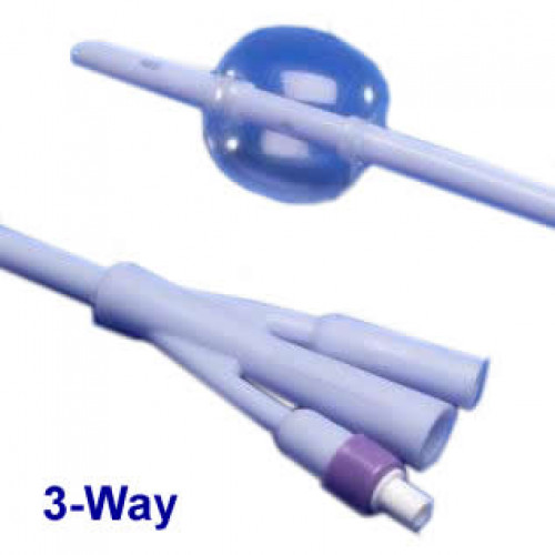 3 Way Catheters