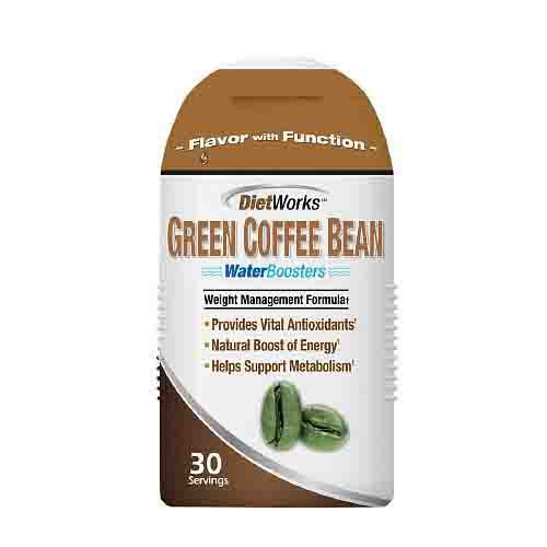 Water Booster - Green Coffee Bean Diet Aid