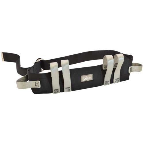 Secure Transfer Walking Gait Belt With Six Caregiver Hand