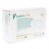 3582 Tegaderm +Pad 2 x 2-3/4