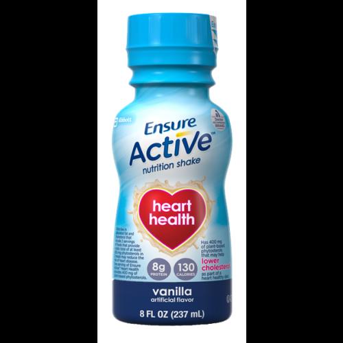 Ensure Active Heart Nutrition Shake Vanilla