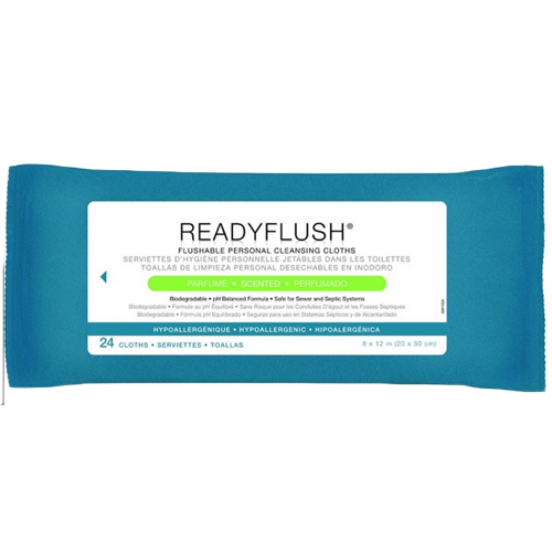 ReadyFlush Flushable Personal Cleansing Cloths