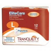 Tranquility EliteCare Briefs Super Absorbency
